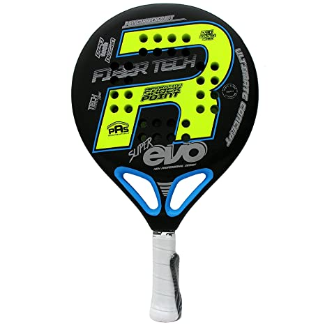 Pala Royal Pádel Super Evo Yellow: Amazon.es: Deportes y ...