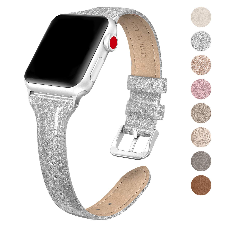 Malla Cuero para Apple Watch (38/40mm) SWEES [7H68DL2W]