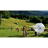 Qiyun Zorb Ball Inflatable Ball Zorbing Human Hamster Ball PVC1 0mm 2 5M 8 2ft