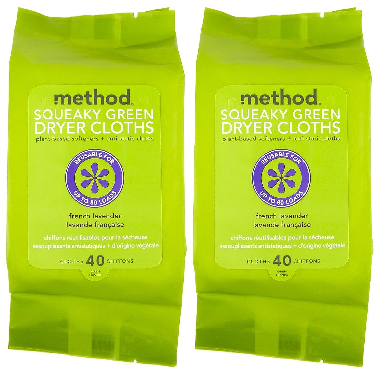 Amazon.com: Método hojas para la secadora, francés lavanda ...
