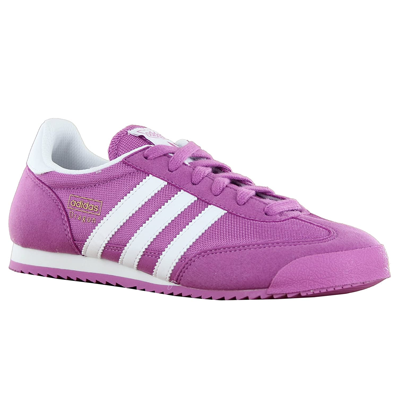 NN1 adidas Dragon J Damen Schuhe Sneaker Lila D67895 Gr. 37