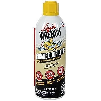 garage door lubeAmazoncom Liquid Wrench LGL10 Garage Door Lube  10 oz Automotive