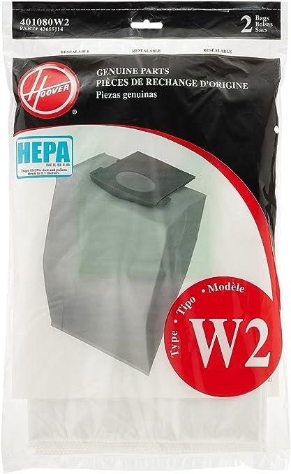 HOOVER S3341 TYPE S HEPA BAGS