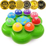 BEST LEARNING Mushroom Garden - Interactive Educational Light-Up Toddler Toys for 1 to 3 Years Old Infants & Toddlers…
