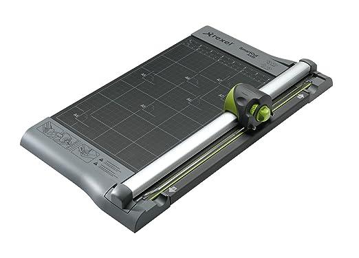 23 opinioni per Rexel SmartCut Taglierina A425 a Lama Rotante, per Formato A4, 4 Stili di Taglio