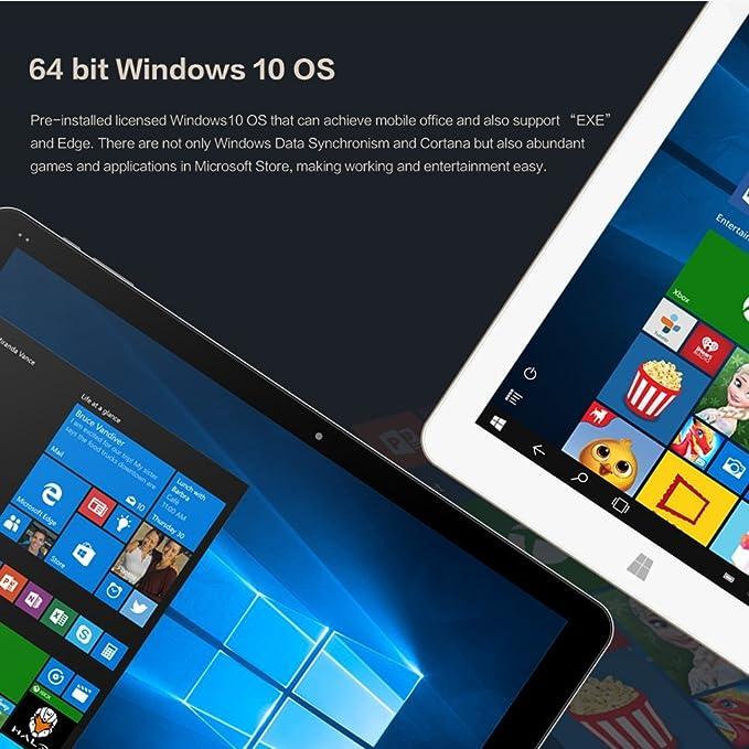 Chuwi Hi12 Windows 10 Tablet Pc Wifi 12 Zoll 2160 Amazonde