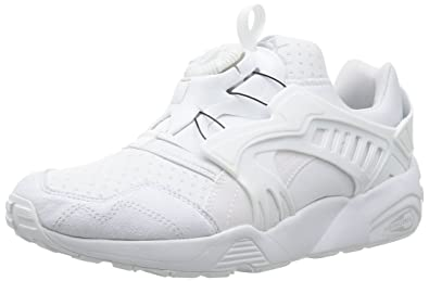 f31bb688457a Puma Trinomic Disc Blaze 361966 01 Mens Sneakers Casual Shoes Low-Top  Sneakers