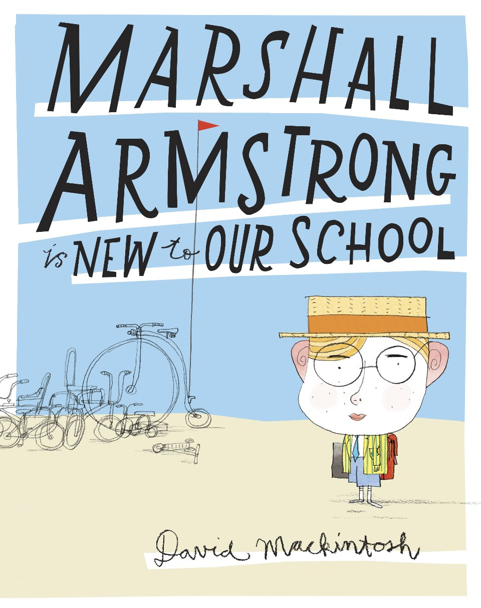 Download Marshall Armstrong Is New to Our School pdf