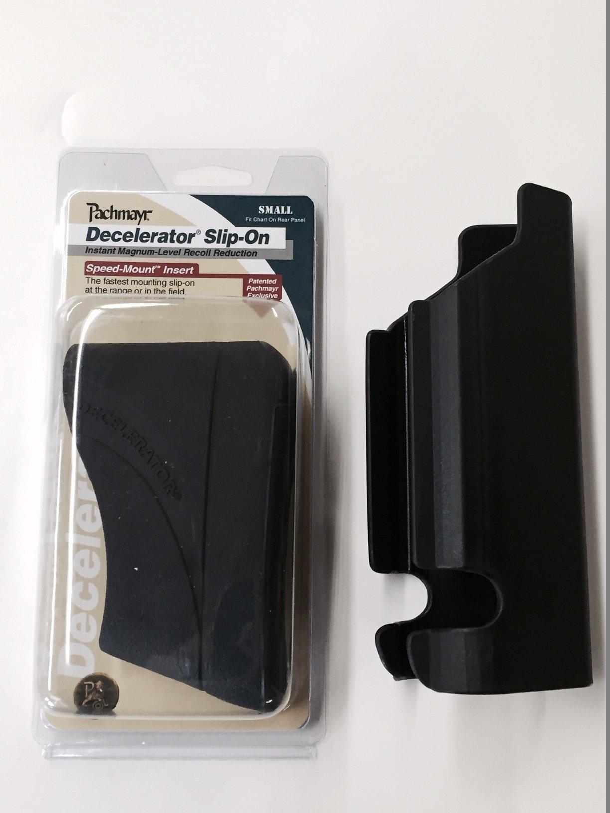 Hi-Tech Custom Concepts Kel-Tec KSG Shotgun Decelerator Recoil Reduction Pad- Slip-On + Snap on Cheek Rest Combo Pack - from Inc. by Hi-Tech Custom Concepts