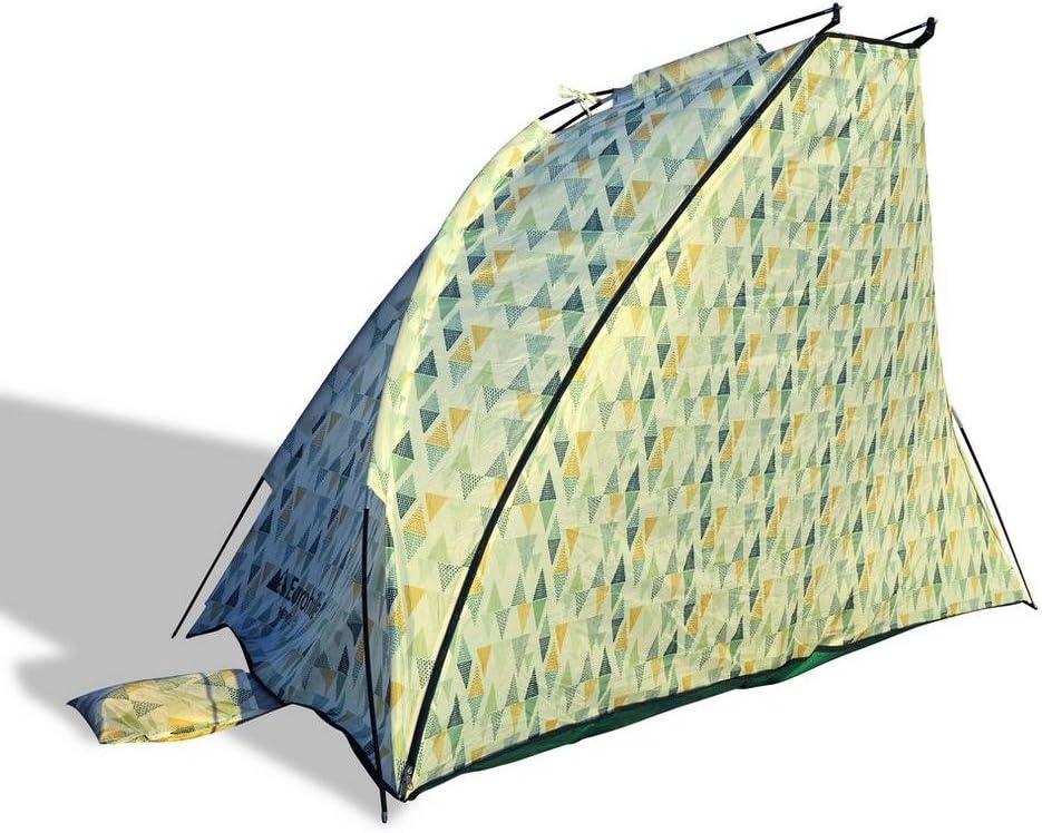 Eurohike Wave II Lightweight Compact Beach Tent, Multi, One