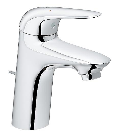 grohe 2371230l eurostyle basin mixer tap small amazon co uk diy