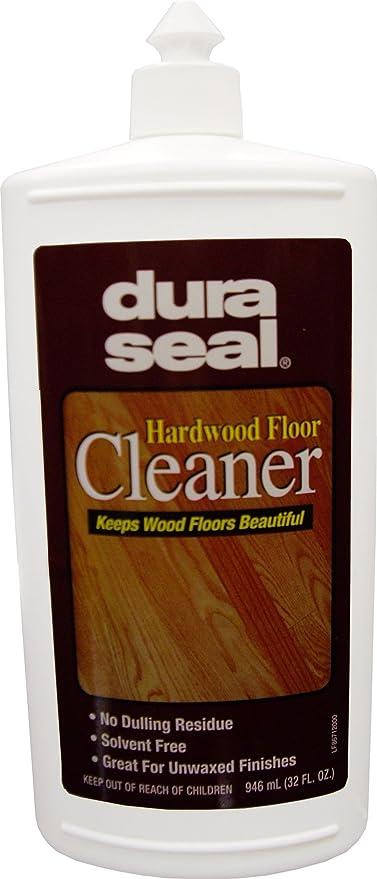 Amazon Dura Seal Hardwood Floor Cleaner 32oz Home Kitchen