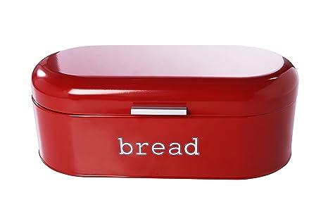 Amazoncom Large Bread Box for Kitchen Counter Bread Bin Storage