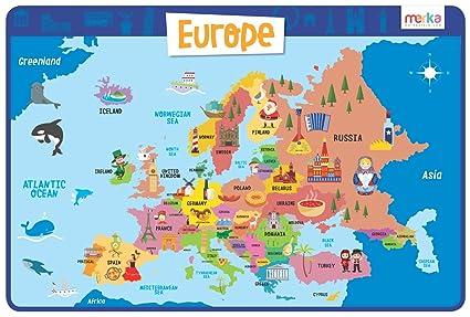 Mapa de europa juego