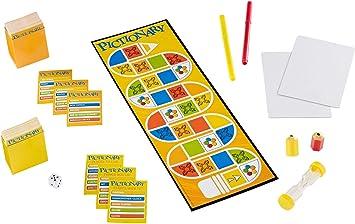 Pictionary Juego De Mesa: Amazon.es: Juguetes y juegos