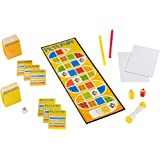 Mattel Games DKD49 Pictionary Drawing Game, Board Game for Family, Kids, Teens and Adults, with Dry Erase Boards…