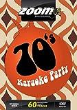 Zoom Karaoke DVD - Seventies Karaoke Party (70's) - 60 Songs