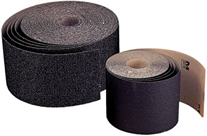 famous brand sells special sales Mercer Abrasives 403024 Silicon Carbide Floor Sanding Roll ...
