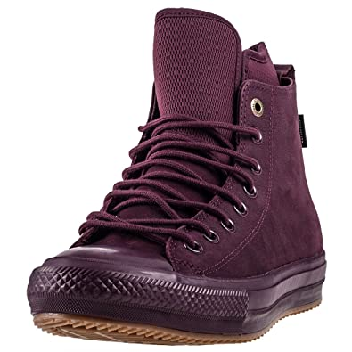 Amazon.com  Converse Chuck Taylor All Star Waterproof Nubuck Boot  Shoes 25cfbc31a5e