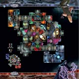 2019 Edition Star Wars Imperial Assault Coruscant Back Alleys Skirmish Map Game