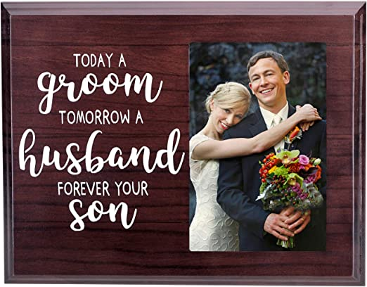 Mother of the Bride //Parents of Groom card STAR BLUE WILL YOU BE MY Witness