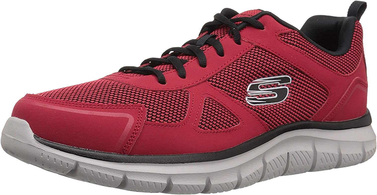 Skechers 52630/Rdbk, Sports Shoes para Hombre, Rojo, 48.5 EU: Skechers: Amazon.es: Zapatos y complementos