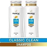 Pantene, Shampoo, Pro-V Classic Clean, 25.4 fl oz, Twin Pack