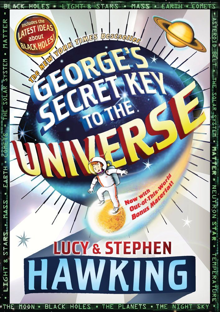 Image result for george's secret key to the universe