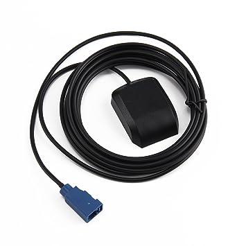 AllRight coche GPS Active antena exterior magnético antena Cable ...