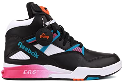 2d8e7e56697 Reebok Pump Omni Zone Retro Sneaker  Amazon.co.uk  Shoes   Bags