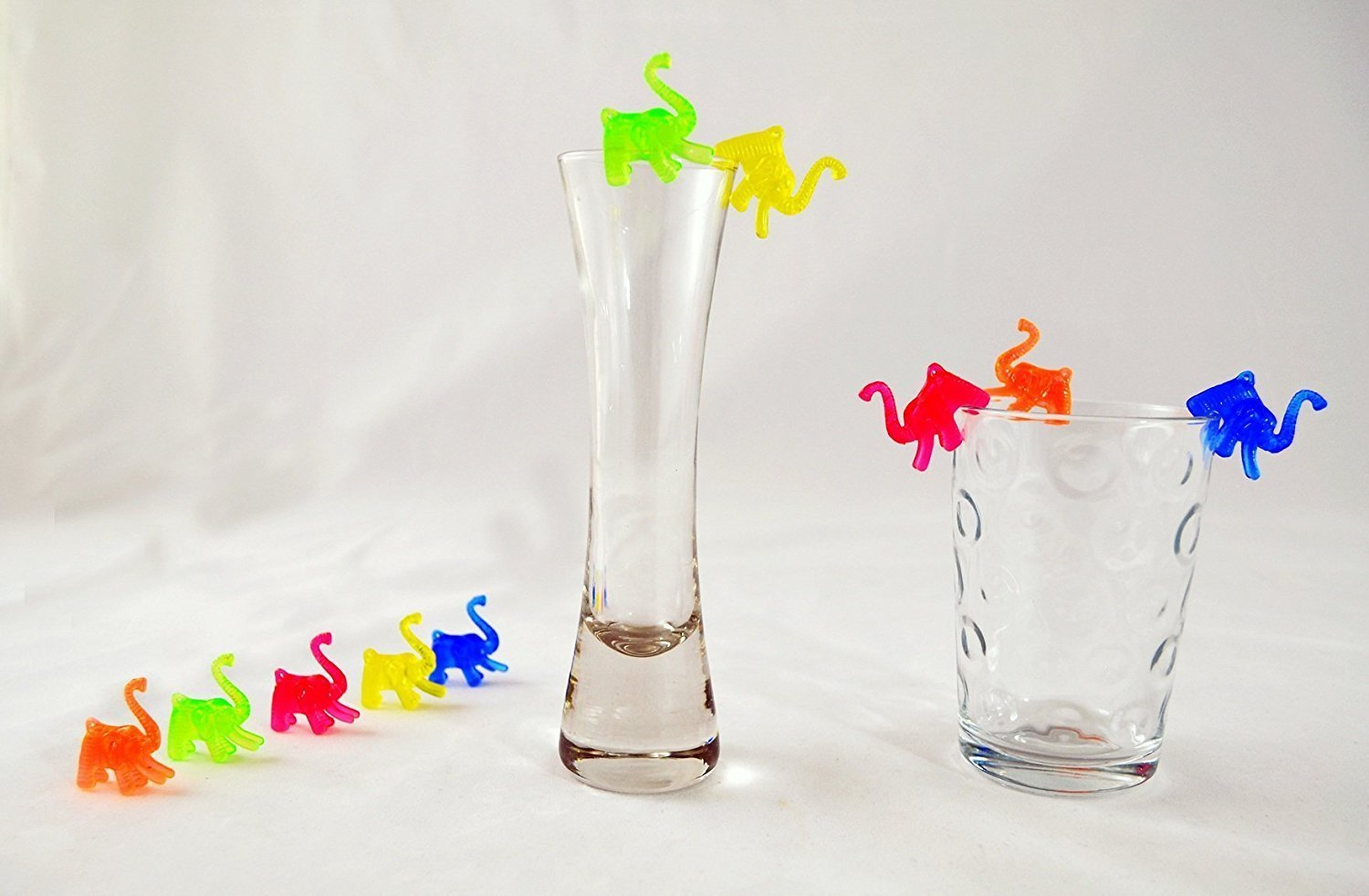 Elephant Picks - Elephant Cocktail Drink Markers - Case of 1000