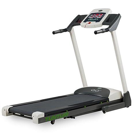 Tunturi Go Run 15 - Cinta de Correr para Fitness, Color Gris ...