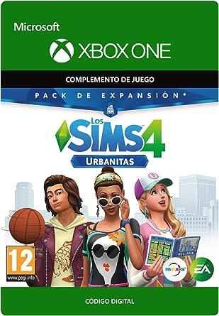 THE SIMS 4: CITY LIVING | Xbox One - Código de descarga: Amazon.es ...