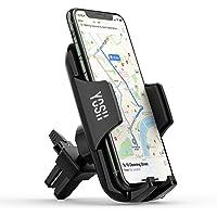 YOSH Houder voor mobiele telefoon, autoventilatie, telefoonhouder voor in de auto, 4,7-6,9 inch, universeel voor iPhone…