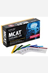Kaplan MCAT Flashcards + App (Kaplan Test Prep) Cards