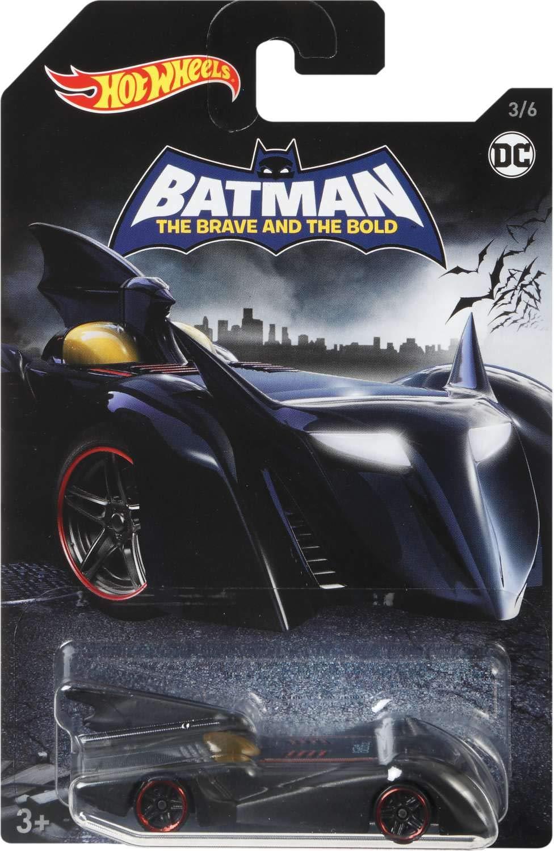 Pel/ícula Batman-The Dark Knight Rises Hot Wheels FKF36 modelos aleatorios Veh/ículo de juguete