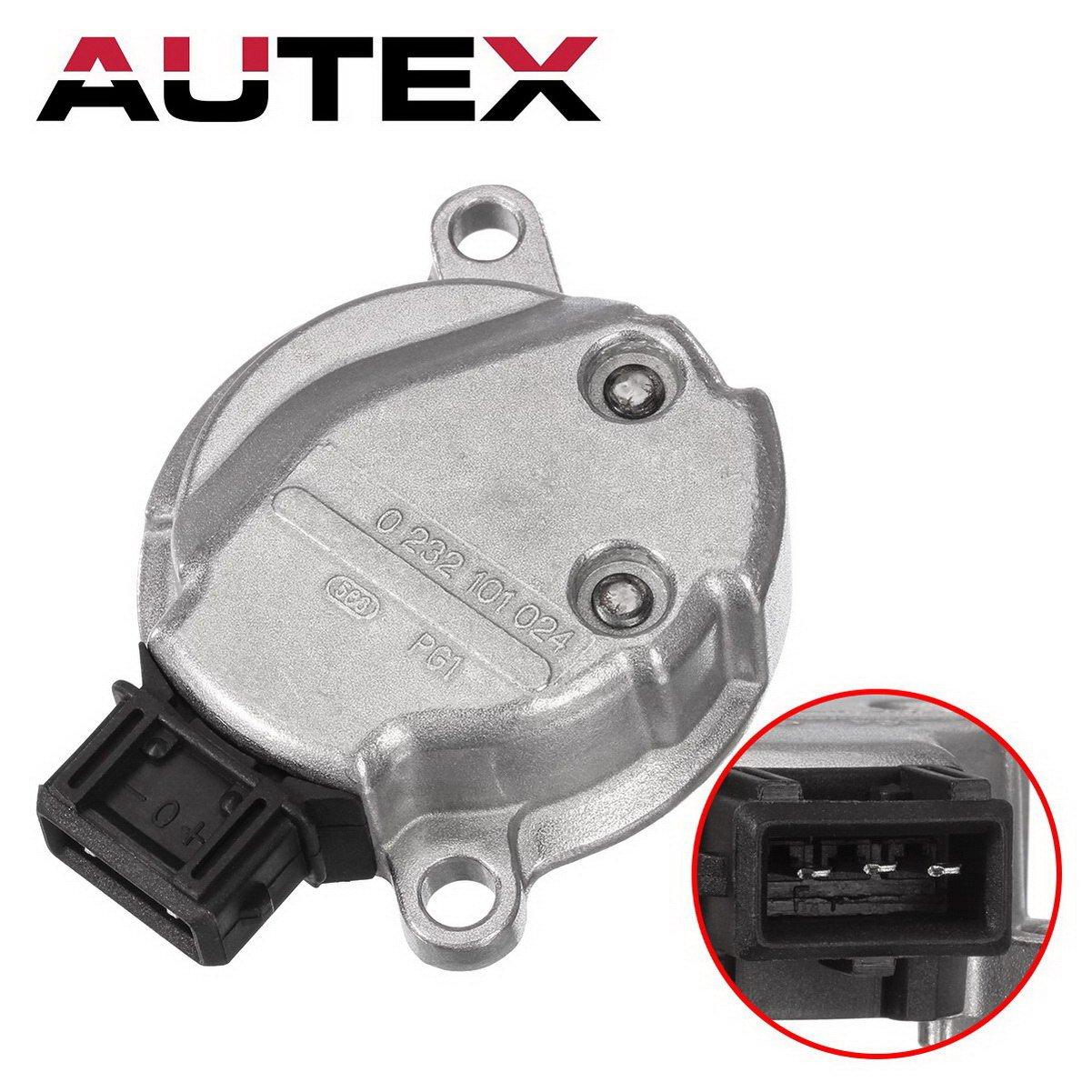 AUTEX PC345 Camshaft Position Sensor compatible with 1997-2007 Audi A4 A4  Quattro A6 A6 Quattro A8 A8 Quattro Allroad Quattro RS6 S3 S4 S6 S8 TT TT