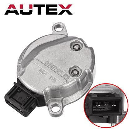AUTEX PC345 Camshaft Position Sensor compatible with 1997-2007 Audi A4 A4 Quattro A6 A6
