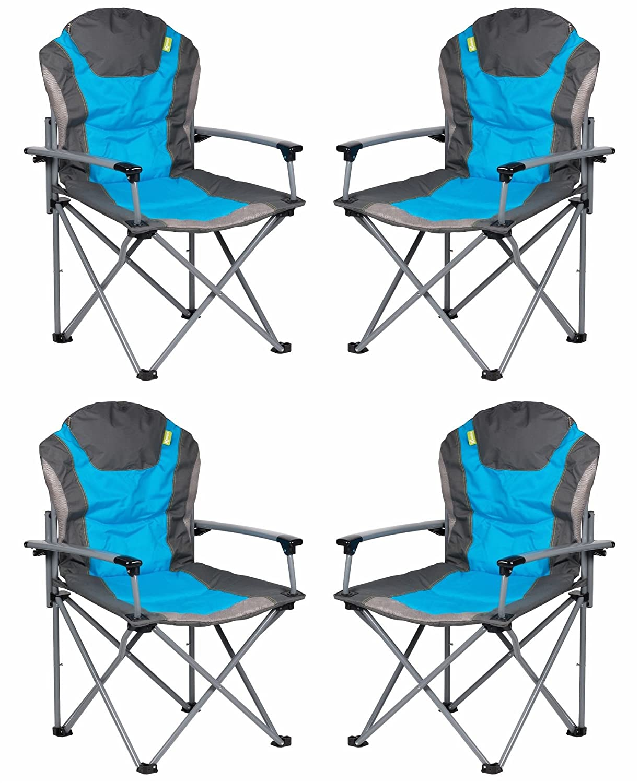 Kampa der GUV Hat Sessel, blau x 4