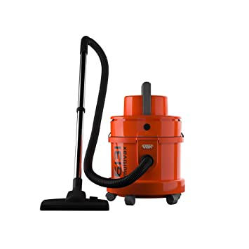 vax 6131t 3 in 1 canister vacuum cleaner 1300 w orange canister rh amazon co uk