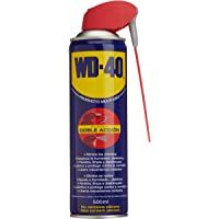 Wd-40 - Lubricante Doble Accion, 500 Ml
