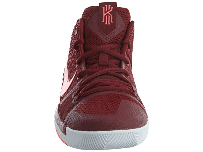new concept 76a58 3498a Amazon.com   NIKE Kids Kyrie 3 GS Warning Basketball Shoes 859466-681, 5 M  US Big Kid   Sneakers