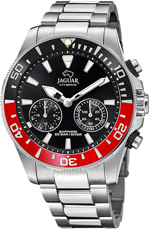Jaguar Reloj Hybrid J888/3 - Smartwatch -Nuevo Modelo Híbrido