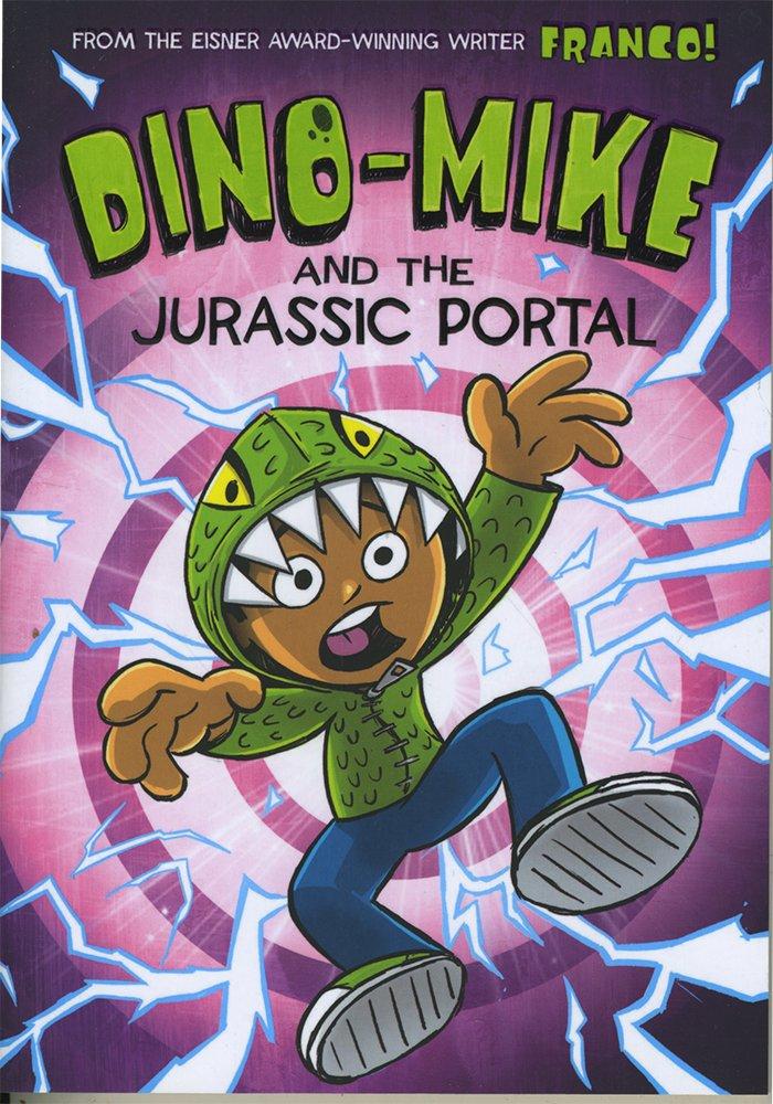 Dino-Mike and the Jurassic Portal pdf epub