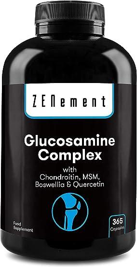 Glicozamina complexe de capsule complexe recenzii unguent cu gel de durere articular