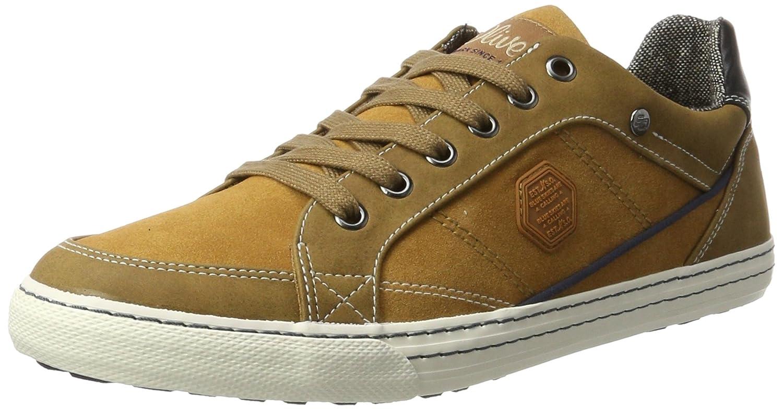 13603, Sneakers Basses Homme, Marron (Cognac), 40 EUs.Oliver