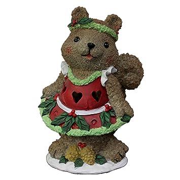995a6a0fb3956 Amazon.com  PTT Christmas Squirrel  Home   Kitchen