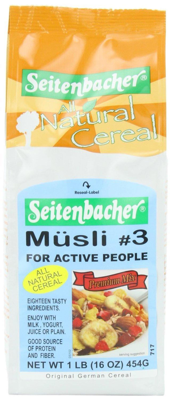Seitenbacher Muesli Active People #3 by Seitenbacher