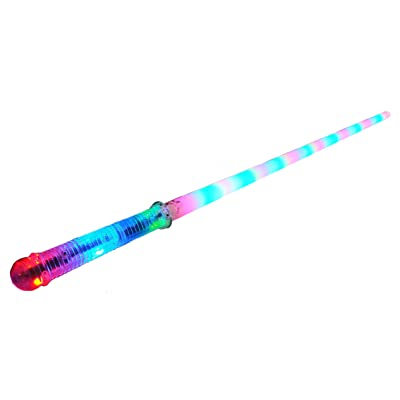 WeGlow International Sword with Light-Up Handle (2 Piece), Clear: Toys & Games
