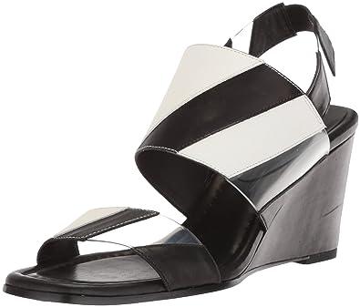 47b5893fedc Amazon.com  Donald J Pliner Women s LEVIE Wedge Sandal  Donald ...
